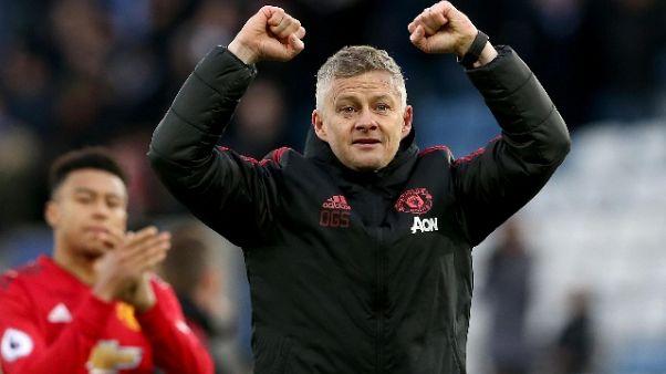 Premier: United non si ferma, Fulham ko