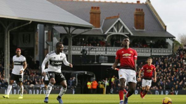 Angleterre: Pogba et Manchester United mettent un pied en Europe avant le PSG