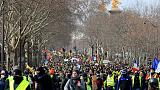 More violence in Paris as 'yellow vests' keep marching
