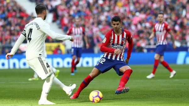 3-1 ad Atletico, Real vince derby Madrid