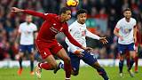 Liverpool back on top after 3-0 win over Bournemouth