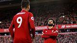 ليفربول يستعيد الصدارة بتغلبه 3-صفر على بورنموث