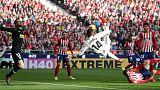 ريال يعود للمنافسة على اللقب بفوز على أتليتيكو في قمة مدريد