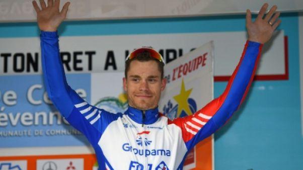 Etoile de Bessèges: Sarreau vainqueur de la 3e étape, Laporte toujours leader