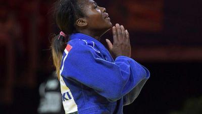 Paris Grand Slam: seul succès français pour Agbegnenou, le Japon truste les podiums