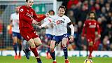 Liverpool cruise back to the summit, United surge on