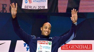 Athlétisme: Martinot-Lagarde veut accélérer à Liévin