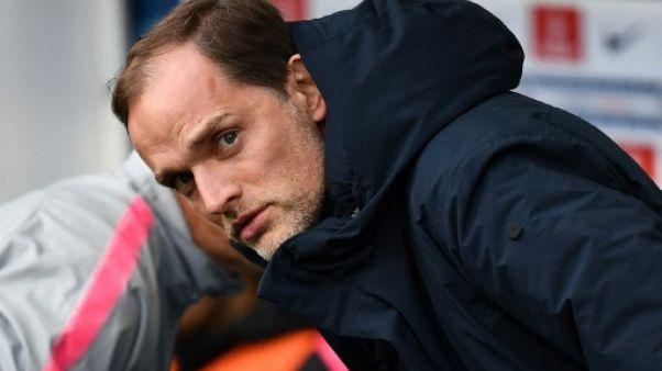 """PSG: sans Cavani, Tuchel pourrait passer """"au plan D"""" contre Manchester"""
