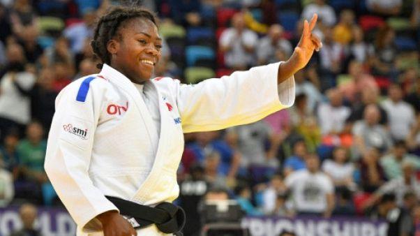 Paris Grand Slam: Agbegnenou intouchable, le Japon en démonstration