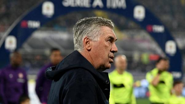 Napoli: Ancelotti, meritavamo di vincere