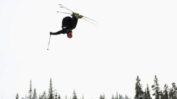 Mondiaux de freestyle: Rolland décroche l'argent en ski halfpipe