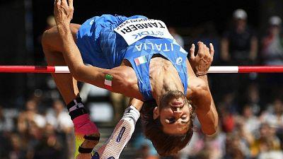 Atletica: Alto, Tamberi e Trost secondi