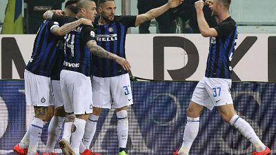 Parma-Inter 0-1, decide Lautaro Martinez