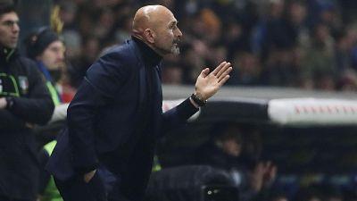 Inter: Spalletti, ci serve tranquillità