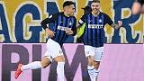 Inter score first Serie A goal this year, beat Parma