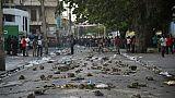 Haïti: nouvelle journée de manifestations contre le pouvoir
