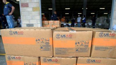 L'aide humanitaire, arme politique au coeur du duel Maduro-Guaido