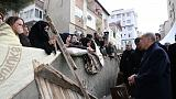 Death toll in Istanbul building collapse rises to 21 - interior minister