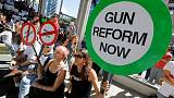 Armed with new power, Democrats push for stricter U.S. gun laws