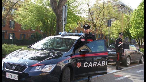Trovato morto semi carbonizzato a Padova