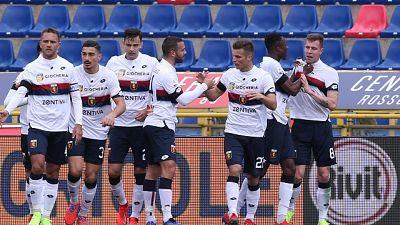 Calcio: Bologna-Genoa 1-1