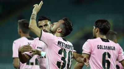 Palermo recupera Rajkovic e Nestorovski