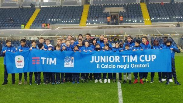 La Junior Tim Cup sbarca a Bergamo