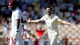 Wood takes three wickets as England fight back in third test