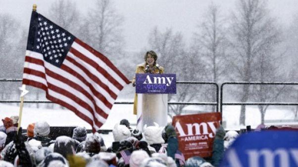 La démocrate Klobuchar entre dans l'arène déjà bien remplie de la présidentielle américaine