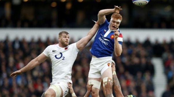 Six nations: la France encaisse sa plus lourde défaite en Angleterre depuis plus d'un siècle (44-8)