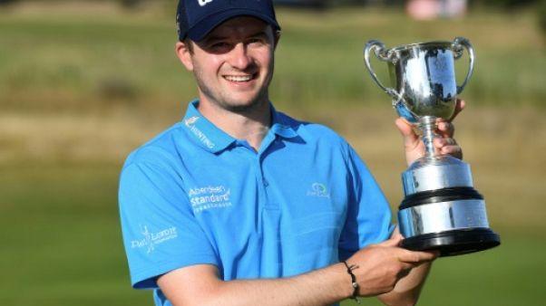 EPGA: l'Ecossais David Law remporte le Vic Open de golf, Sordet 8e