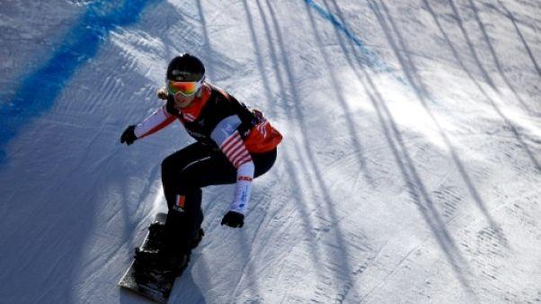 Les Bleus du blanc en coupe du monde: Trespeuch au pied du podium en snowboard