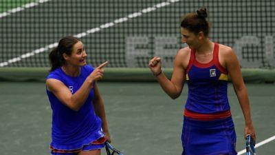 Tennis: la République Tchèque, tenante de la Fed Cup, éliminée au 1er tour par la Roumanie