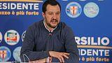 Abruzzo, Salvini: più forti delle bugie