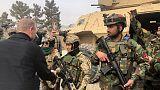 القائم بأعمال وزير الدفاع الأمريكي يدعم إشراك كابول في محدثات السلام