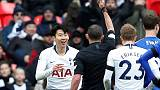 Spurs' Pochettino slams referee over 'unbelievable' Son booking