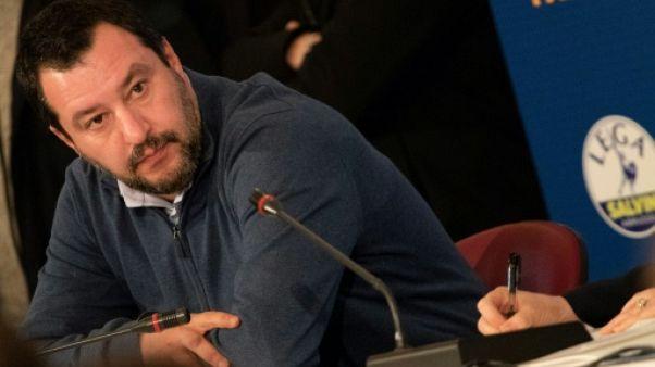 Italie: nette victoire de la Ligue dans une élection régionale