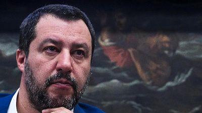 Salvini, oro Bankitalia è di italiani