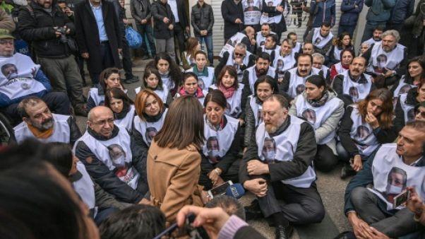 Turquie: la police empêche une manifestation prokurde à Istanbul