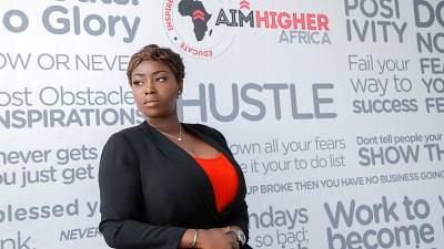 Peace Hyde profiled on Fox News for transformative work with Aim Higher Africa