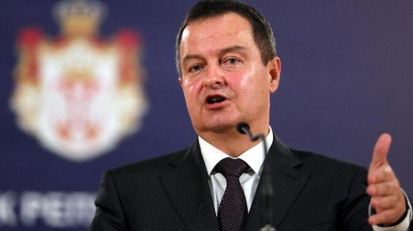 Pallanuotisti aggrediti, Serbia protesta