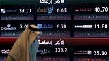 معظم بورصات الخليج تتراجع تحت ضغط أسعار النفط ودبي وقطر تقودان الخسائر