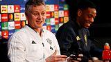 Rejuvenated Martial hopes Solskjaer gets United job
