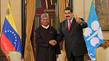 Exclusive: Venezuela's Maduro seeks OPEC help against U.S. sanctions - letter