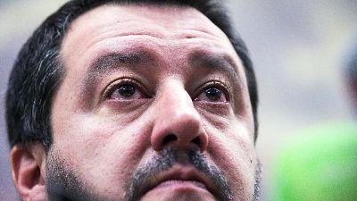 Salvini, pronto ad andare io da Castaner