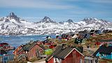 As ice melts, Greenland could become big sand exporter - study