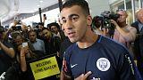 Australian supporters cheer refugee Bahraini footballer freed from Thai jail
