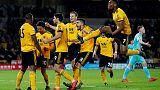 Newcastle's Benitez upset with officials over Wolves equaliser
