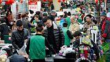 الصين تتوقع مزيدا من التباطؤ في نمو الاستهلاك هذا العام