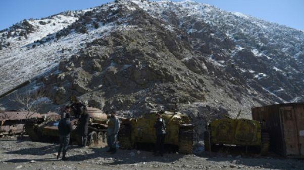 Dans la vallée de Massoud l'Afghan, les fantômes rouillés de la déroute soviétique